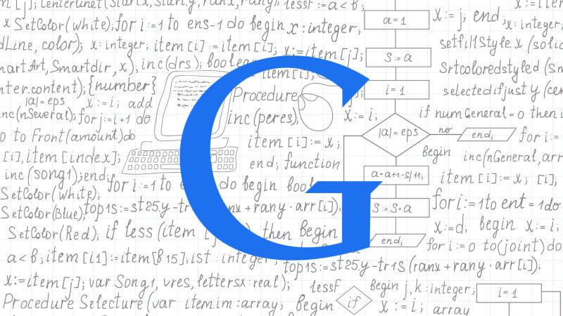 الگوریتم جستجو گوگل