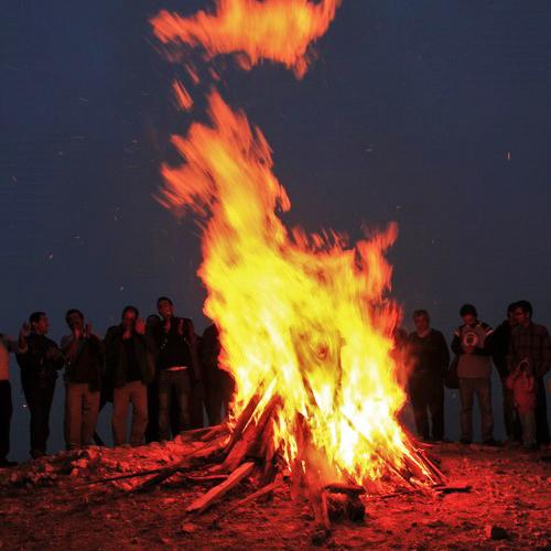 آتش نوروزبل