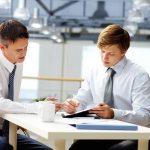 رفتار مدیر با کارمند